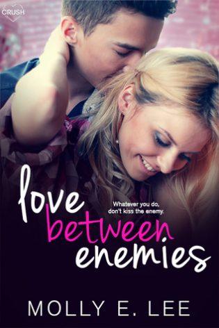Love Between Enemies by Molly E. Lee