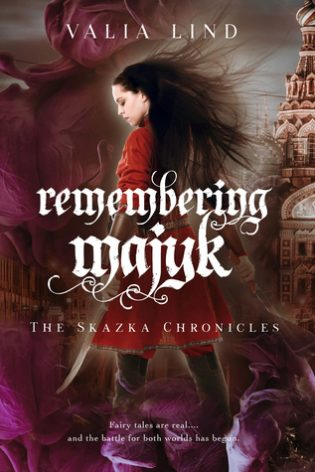 Remembering Majyk by Valia Lind