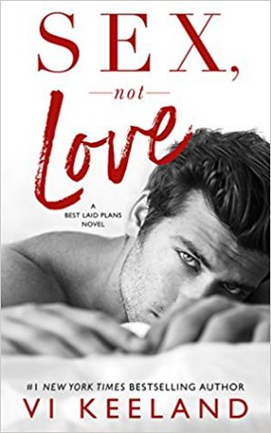 ARC Review: Sex, Not Love by Vi Keeland