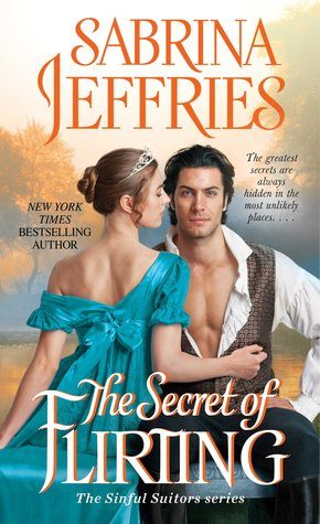 ARC Review: The Secret of Flirting by Sabrina Jeffries