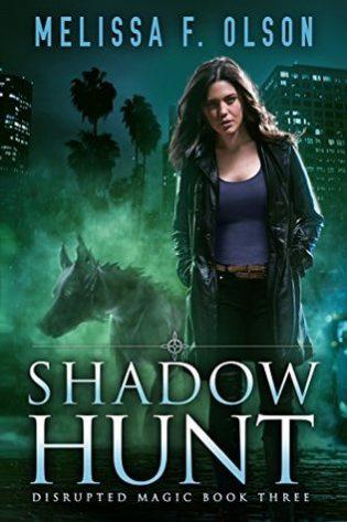 Shadow Hunt by Melissa F. Olson