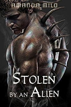 Review: Stolen by an Alien #1-#3 by Amanda Milo