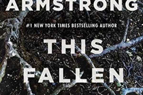 ARC Review: This Fallen Prey by Kelley Armstrong