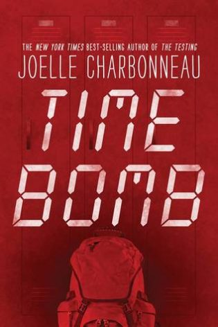 Time Bomb by Joelle Charbonneau