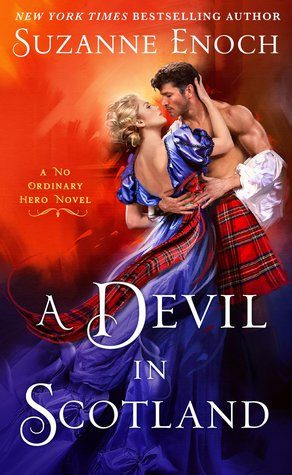 ARC Review: A Devil in Scotland by Suzanne Enoch