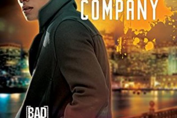 ARC Review: Bad Company by K.A. Mitchell