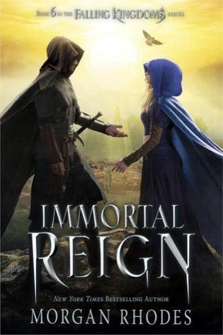Immortal Reign by Morgan Rhodes