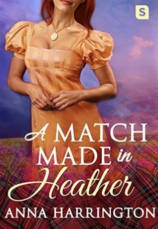 ARC Review: A Match Made in Heather by Anna Harrington