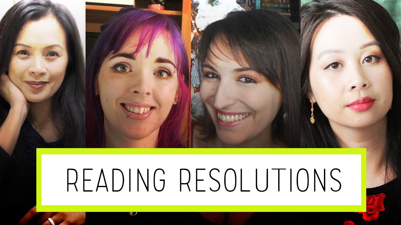 Random Thoughts of a Romance Blogger: 2018 Reading Resolutions