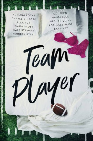 ARC Review: Team Player by L.J. Shen, Kennedy Ryan, Adriana Locke, Mandi Beck, Emma Scott, Charleigh Rose, Ella Fox, Sara Ney, Meghan Quinn, Kate Stewart, and Rochelle Paige