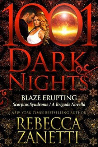 ARC Review: Blaze Erupting by Rebecca Zanetti