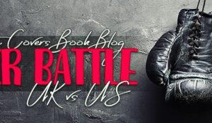 Cover Battle UK vs US: Blood Fury by J.R. Ward