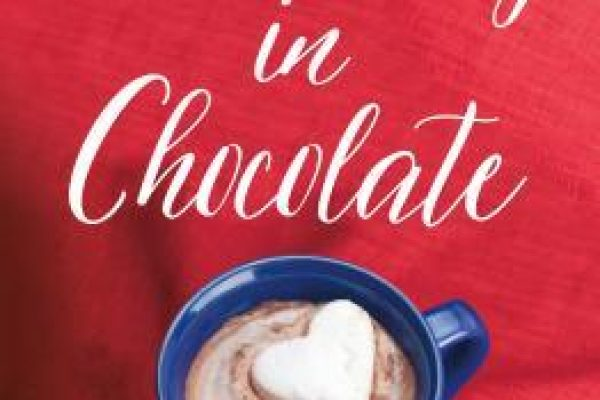 ARC Review: Dreaming in Chocolate by Susan Bishop Crispell