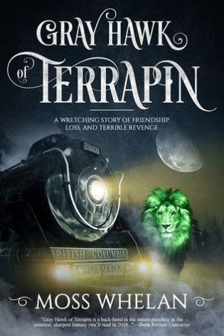 Gray Hawk of Terrapin by Moss Whelan