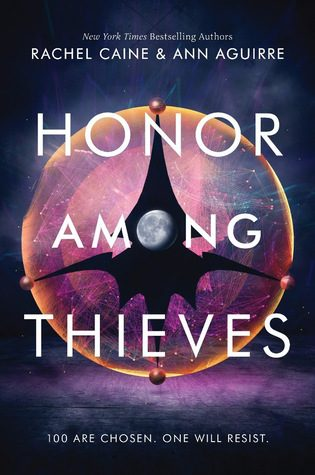 ARC Review: Honor Among Thieves by Rachel Caine and Ann Aguirre