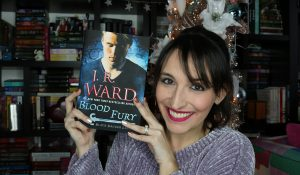 Weekend Highlight: Blood Fury by J.R. Ward