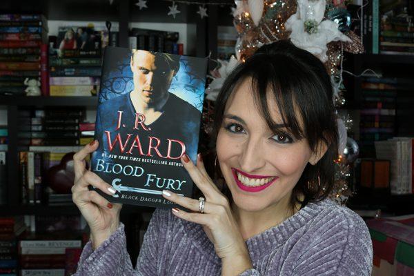 Weekend Highlight: Blood Fury by J.R. Ward