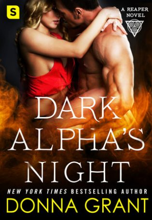 ARC Review: Dark Alpha's Night by Donna Grant