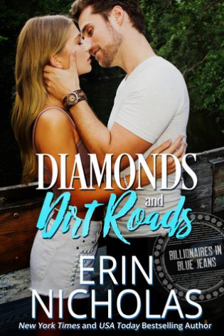 Diamonds and Dirt Roads by Erin Nicholas