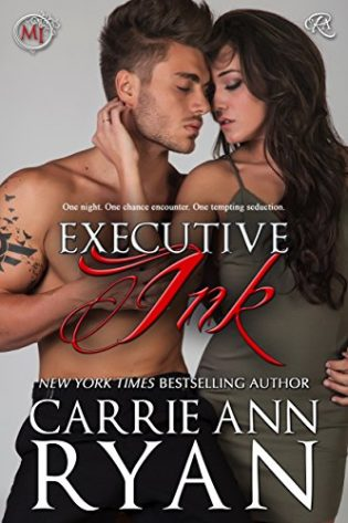 Executive Ink by Carrie Ann Ryan