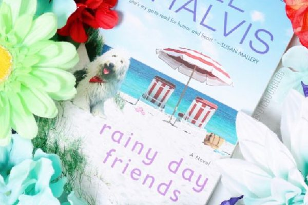 ARC Review: Rainy Day Friends by Jill Shalvis