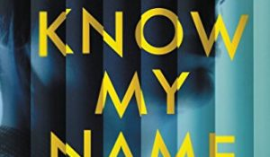 I Know My Name by C.J. Cooke