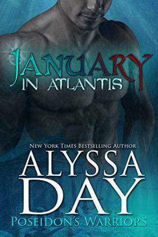 January in Atlantis by Alyssa Day