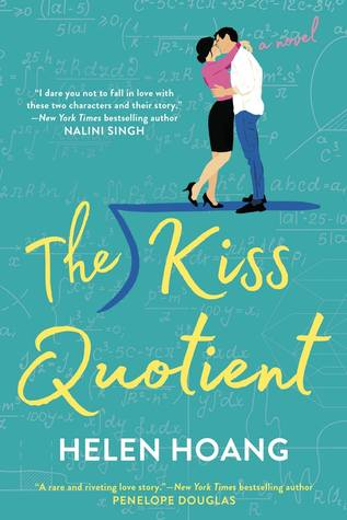 ARC Review: The Kiss Quotient by Helen Hoang