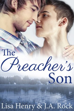 The Preacher's Son by J.A. Rock and Lisa Henry