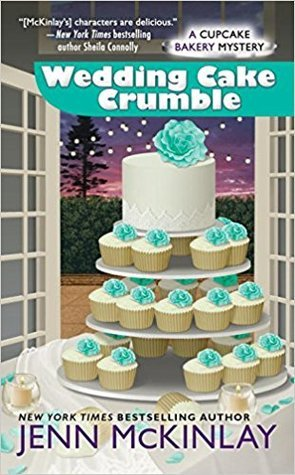 ARC Review: Wedding Cake Crumble by Jenn McKinlay
