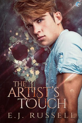 The Artist's Touch by E.J. Russell