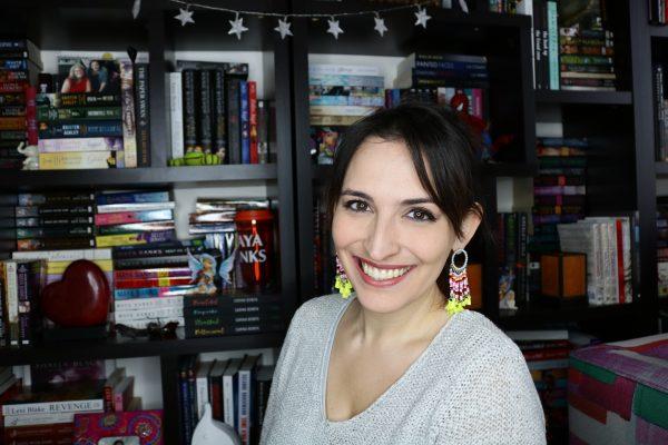 Francesca's GoodReads Book Tag