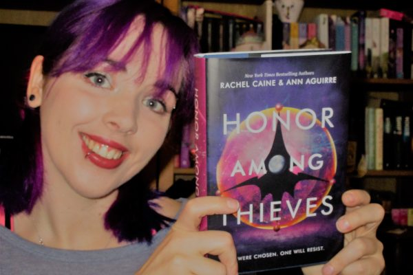 Weekend Highlight: Honor Among Thieves by Rachel Caine and Ann Aguirre