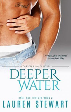 Deeper Water by Lauren Stewart