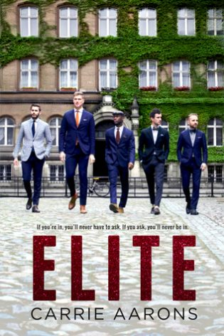 Elite by Carrie Aarons