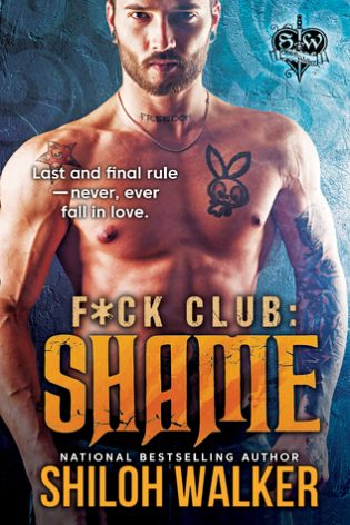 F*ck Club: Shame by Shiloh Walker