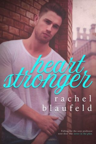 Heart Stronger by Rachel Blaufeld