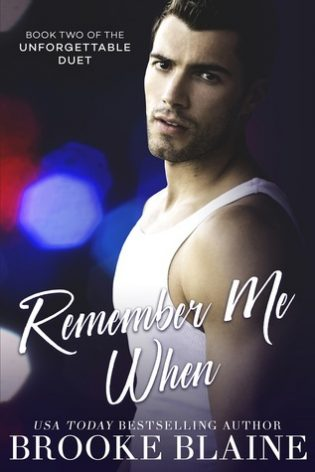Remember Me When by Brooke Blaine