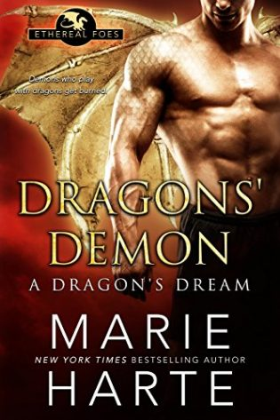 Review: Dragons' Demon by Marie Harte