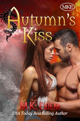 Autumn's Kiss by M.K. Eidem