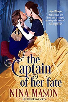 The Captain of Her Fate by Nina Mason