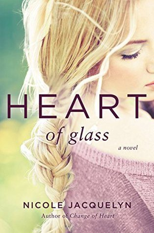 ARC Review: Heart of Glass by Nicole Jacquelyn