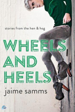 Wheels and Heels by Jaime Samms