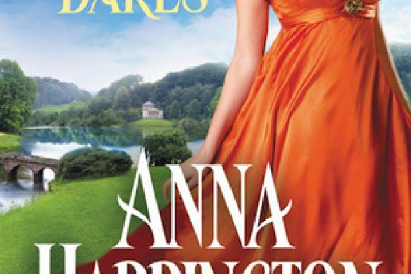 ARC Review: As the Devil Dares by Anna Harrington