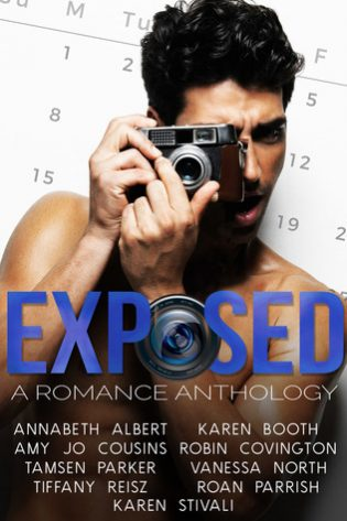 Exposed by Karen Stivali, Annabeth Albert, Karen Booth, Amy Jo Cousins, Robin Covington, Vanessa North, Tamsen Parker, Roan Parrish, Tiffany Reisz