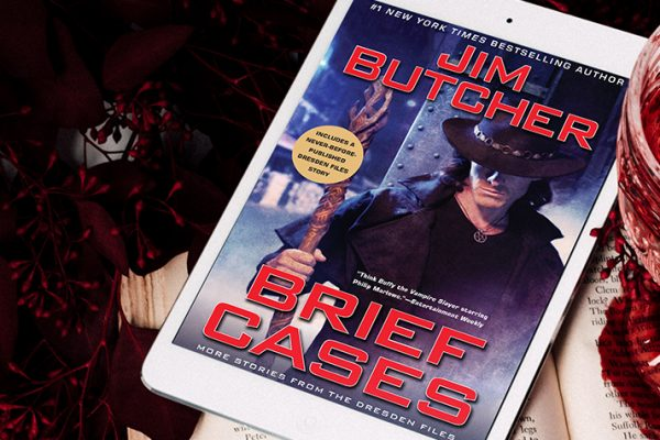 ARC Review: Brief Cases by Jim Butcher