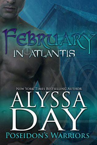 February in Atlantis by Alyssa Day