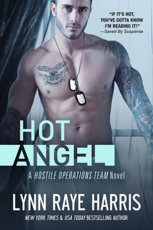 HOT Angel by Lynn Raye Harris