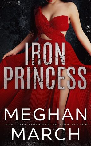 ARC Review: Iron Princess by Meghan March