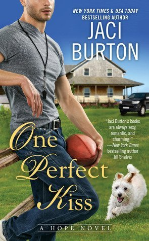 ARC Review: One Perfect Kiss by Jaci Burton